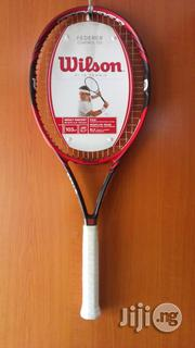 Wilson Lawn Tennis Racket Is Available | Sports Equipment for sale in Lagos State, Surulere