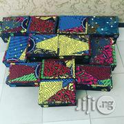 Ankara Patch Box | Arts & Crafts for sale in Lagos State, Ifako-Ijaiye