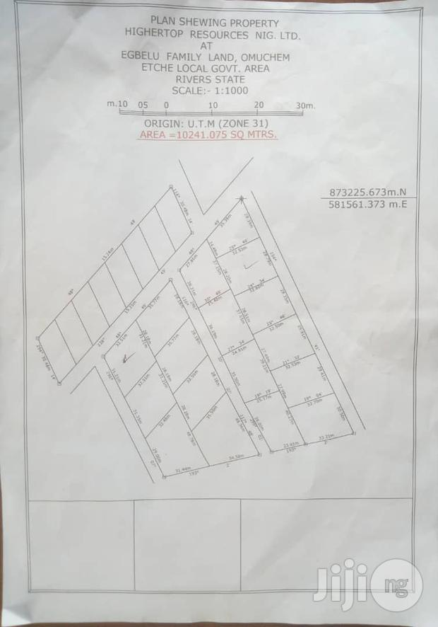 Best Selling Land in Port Harcourt for Sale