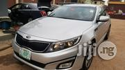 Kia Optima 2015 Silver | Cars for sale in Lagos State, Ikeja