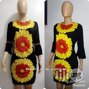 Ankara Pattern Dress   Clothing for sale in Abuja (FCT) State, Wuse