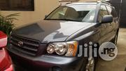 Toyota Highlander 2003 Blue | Cars for sale in Lagos State, Ikeja