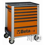 BETA Mobile Roller Tool Box Cab With Seven Drawers | Hand Tools for sale in Lagos State, Ikeja