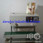 Continuos Band Sealing Machine | Manufacturing Equipment for sale in Lagos State, Ojo