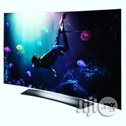 New 2018 LG C6 Oled 4K Uhd Curved TV 55"