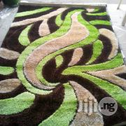 Imported Quality 5by 7ft Shaggy Center Rug | Home Accessories for sale in Enugu State, Enugu