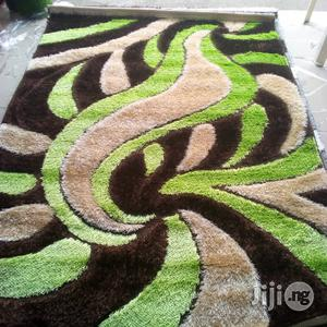 Imported Quality 5by 7ft Shaggy Center Rug