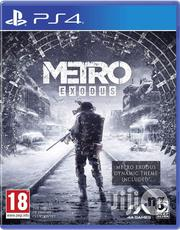 Metro Exodus - PS4 | Video Games for sale in Lagos State, Surulere