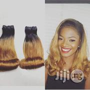 Funmi Magic Egg Curls Ombre Human Hair Weave | Hair Beauty for sale in Lagos State, Ajah