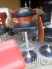 Bar Stools. : Imported Leather Bar Stool With Guarantee. | Furniture for sale in Lagos State, Ojo