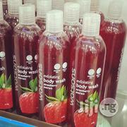 Watson Strawberry Exfoliating Body Wash | Bath & Body for sale in Lagos State, Amuwo-Odofin