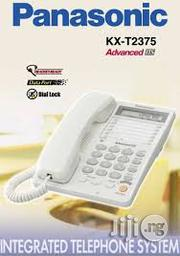Panasonic KX-T2375MXW Table Phone Adv | Home Appliances for sale in Lagos State, Ikeja