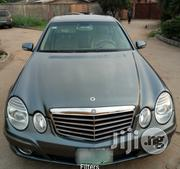 Mercedes-Benz E350 2008 Gray | Cars for sale in Lagos State, Lekki Phase 2