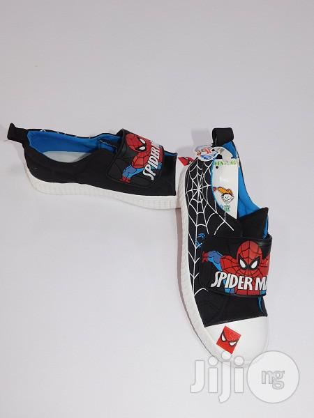Spiderman Fashion Sneakers for Boys