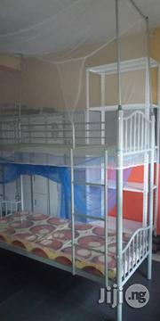Split 6x2.5ft Metal Bunk Bed | Furniture for sale in Lagos State, Ojo