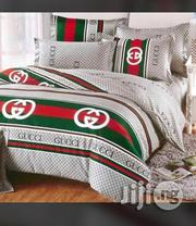 Bed Sheets and Duvet With Four Pillow Covers. | Home Accessories for sale in Lagos State, Alimosho