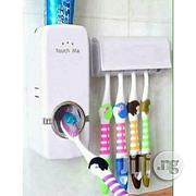 Toothpaste Dispenser With Toothbrush Holder | Home Accessories for sale in Lagos State, Ojodu