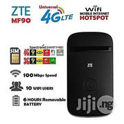 ZTE 3G/4G LTE Mobile Internet Wifi Hotspot For Swift | Computer Accessories  for sale in Lagos State, Ikeja