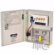 Cctv 12V /9ways Power Supply | Accessories & Supplies for Electronics for sale in Lagos State, Ikeja