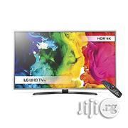 """LG 55"""" 4K Super UHD HDR Smart TV With Magic Remote - 55UK7500 