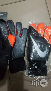 Nike Proffesional Goalkeeper Gloves   Sports Equipment for sale in Lagos State, Ikeja