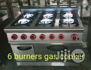 Industrial Gas Cooker | Restaurant & Catering Equipment for sale in Oyo State, Egbeda