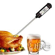 Food Meat Thermometer Kitchen Digital Cooking Food | Kitchen Appliances for sale in Lagos State, Ikeja