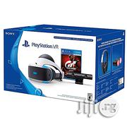 Sony Computer Entertainment Playstation VR Gran Turismo Sport Bundle | Accessories for Mobile Phones & Tablets for sale in Lagos State, Alimosho
