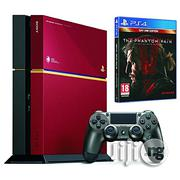 Playstation Ps4 500gb Console+ Metal Gear Solid V The Phantom Pain Limited Edition | Video Game Consoles for sale in Abuja (FCT) State, Central Business District