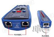 2-in-1 LAN Cable Tester And Digital Multimeter   Measuring & Layout Tools for sale in Lagos State, Ikeja