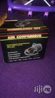 Tyre Pump Inflator With Flashlight For Emergency Flat Tyre At Night | Vehicle Parts & Accessories for sale in Lagos State, Isolo