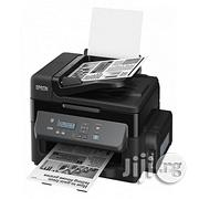 Epson Workforce M200 Mono Multifunctional Eco Tank Printer With Ethernet & ADF | Printers & Scanners for sale in Delta State, Warri