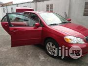 Toyota Corolla 2006 1.6 VVT-i Red | Cars for sale in Rivers State, Port-Harcourt