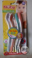 Nuby Soft Tip Hotness Detector Spoons BPA Free | Baby & Child Care for sale in Alimosho, Lagos State, Nigeria