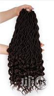 Curly Goddess Faux Locs | Hair Beauty for sale in Calabar, Cross River State, Nigeria