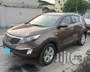 Kia Sportage 2012 Brown | Cars for sale in Lagos State, Yaba