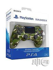 Official Sony Playstation 4 Pad- Green Camo | Video Game Consoles for sale in Lagos State, Ikeja
