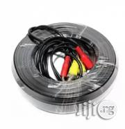 30m Bnc Power Cable For Cctv Camera | Accessories & Supplies for Electronics for sale in Lagos State, Ikeja