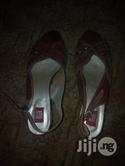 Brown Leather Sandal | Shoes for sale in Oyo State, Ido