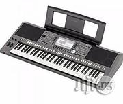 Yamaha Keyboard - PSR S970 With Adapter | Musical Instruments & Gear for sale in Rivers State, Eleme