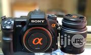 Sony DSLR Camera Alpha A700 With 18-55mm Lens | Accessories & Supplies for Electronics for sale in Lagos State, Ikeja