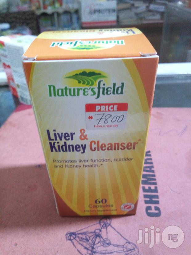 Liver Kidney Cleanser Capsule.