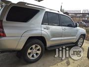 Toyota 4-Runner Limited 4x4 2004 Silver | Cars for sale in Lagos State, Isolo