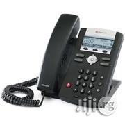 Polycom IP 335 Poe Voip Phone - Office Intercom Voip Digital Telephone | Home Appliances for sale in Lagos State, Ikeja