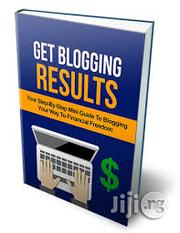 Getting Blogging Results | Books & Games for sale in Abuja (FCT) State, Karu