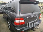 Toyota Land Cruiser 2008 4.0 VVTi Executive Gray | Cars for sale in Lagos State, Victoria Island