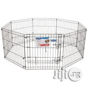 Petmate'S® Exercise Pen With Door   Pet's Accessories for sale in Lagos State, Agege