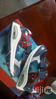 Spiderman Character Canvas | Children's Shoes for sale in Lagos State, Lagos Mainland