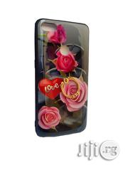 Fashion Back Cover For Infinix Hot 6 + Attached Ring Holder | Accessories for Mobile Phones & Tablets for sale in Lagos State, Ipaja