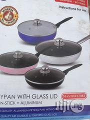 Frying Pan With Cover | Kitchen & Dining for sale in Abuja (FCT) State, Wuse